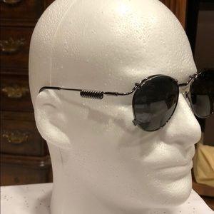 Jean Paul Gaultier rare side spring frame glasses